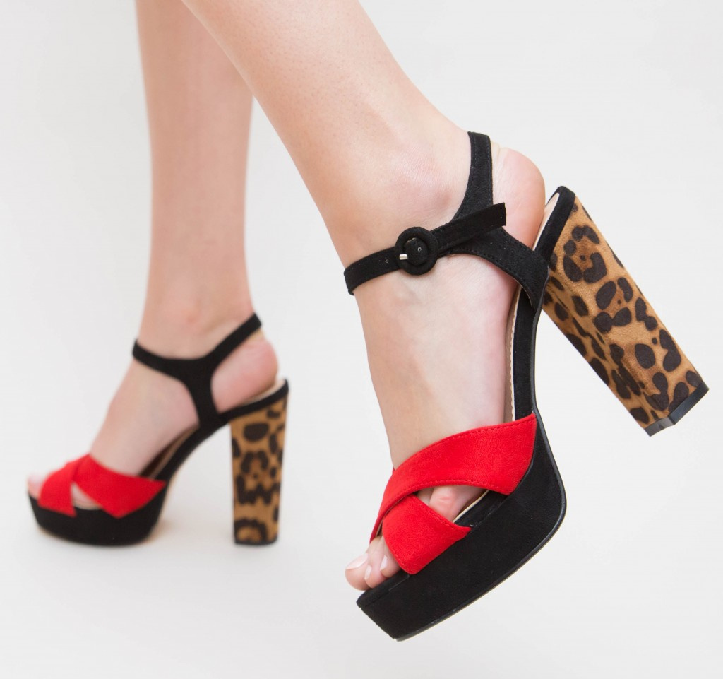 Sandale Ramo Rosii