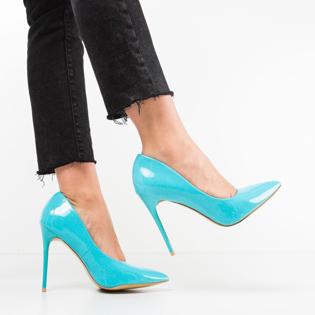 Pantofi Telio Albastri