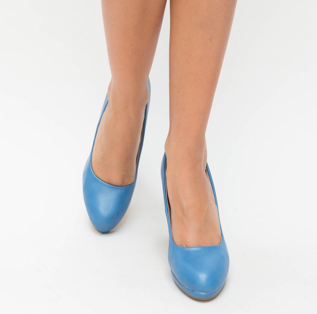 Pantofi Vextas Albastri