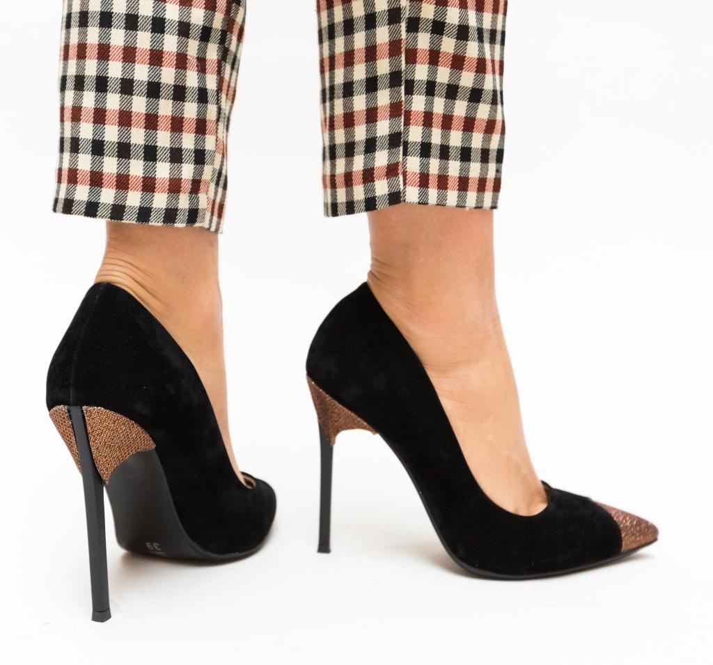 Pantofi Hamo Negri