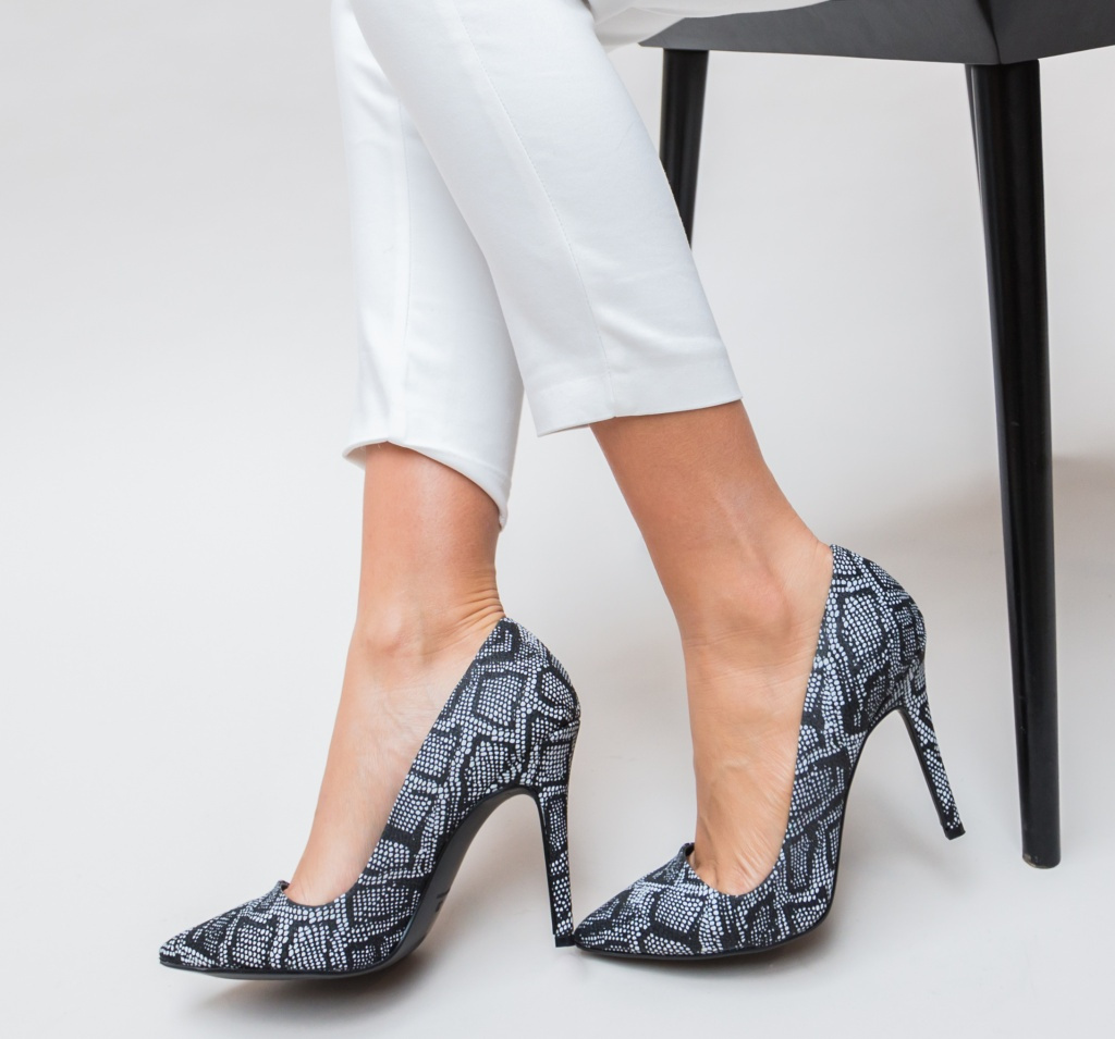Pantofi Yma Negri