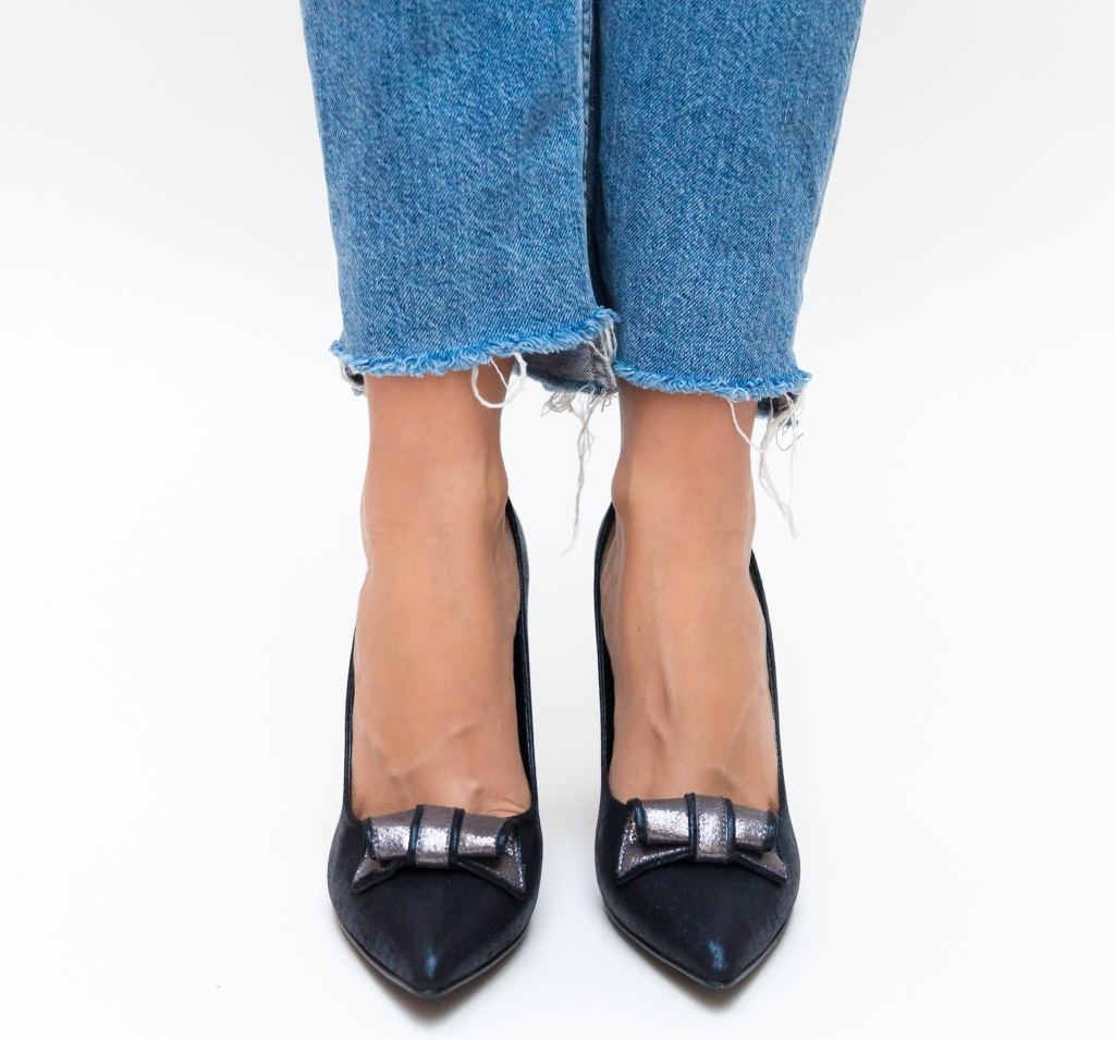 Pantofi Manel Negri 3