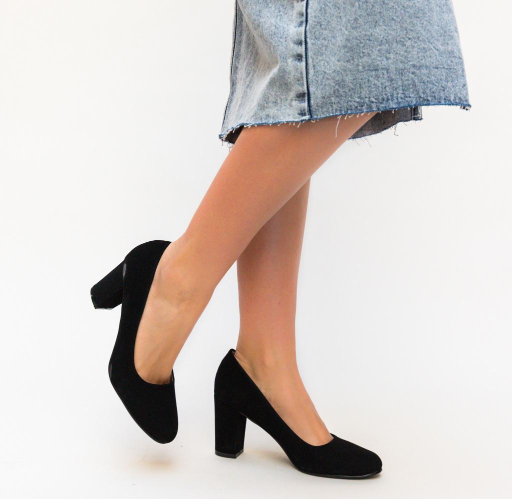 Pantofi Habil Negri