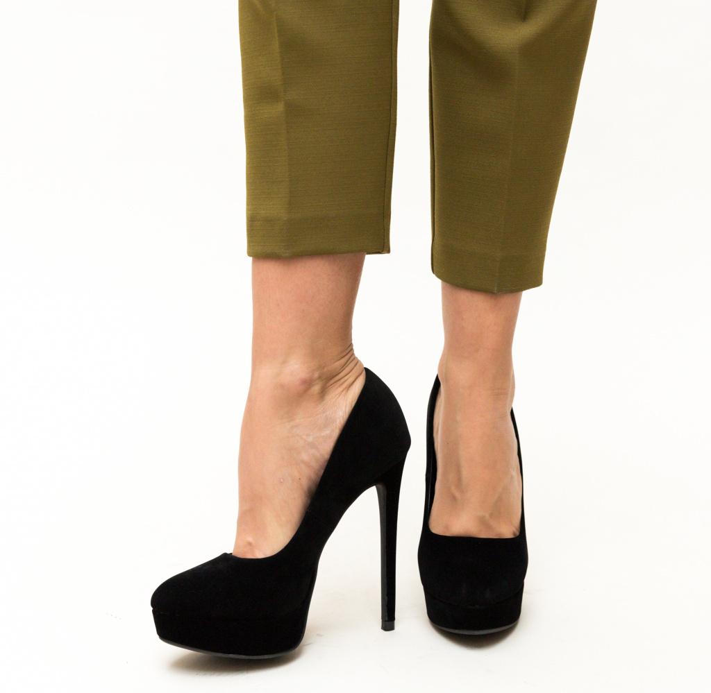 Pantofi Simia Negre